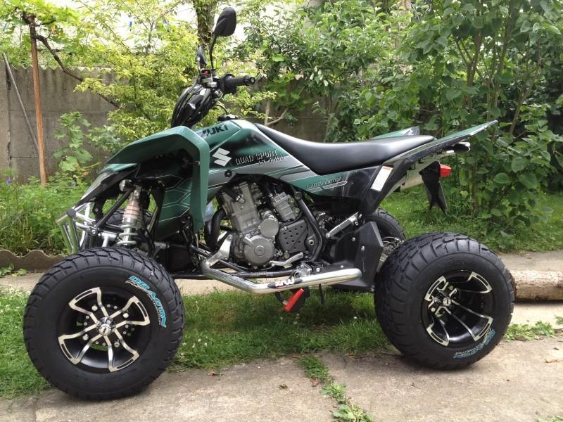 Drakkar Vert et Noir !!! LTZ 400 Img_0414