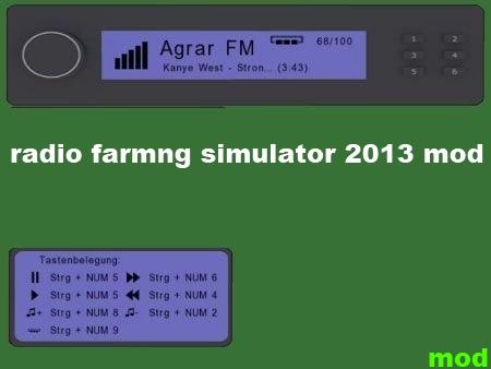 mod radio farmng simulator 2013 :) 13129910