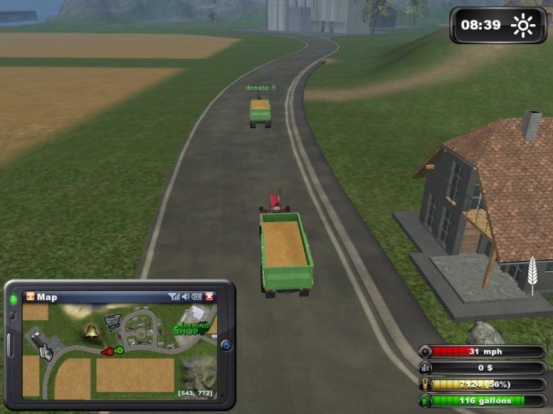 bellissima partita multiplayer con Marco trotto donato same danilo spracello-ita-93 01/01/2013 Lsscre37