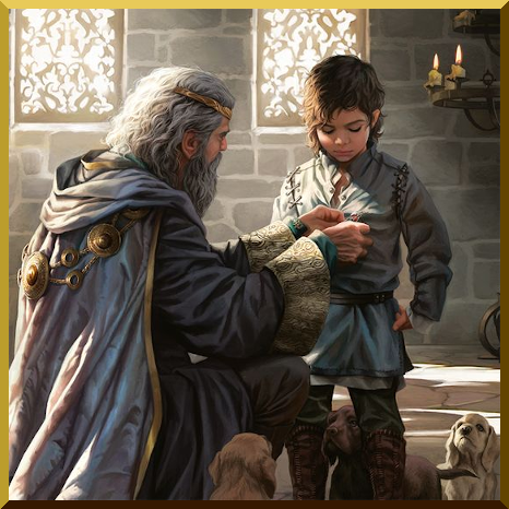 Tag irimon sur Bienvenue à Minas Tirith ! Aldari10