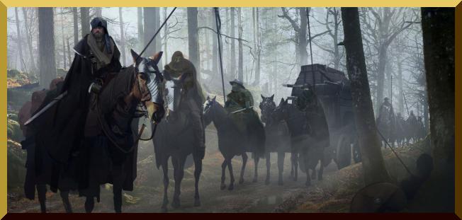 Tag eldarion sur Bienvenue à Minas Tirith ! Carava11