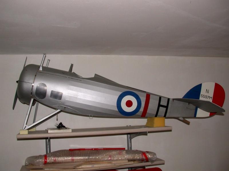 """Aéroplane 22 concours maquette""""Nieuport 27"""" Dscn6810"""