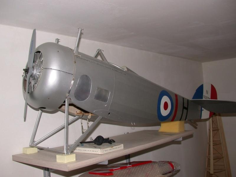 """Aéroplane 22 concours maquette""""Nieuport 27"""" Dscn6811"""