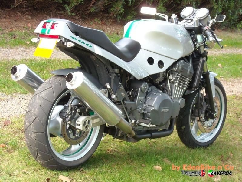 Edenbike n' Co ..... Triumph / Laverda Racer010