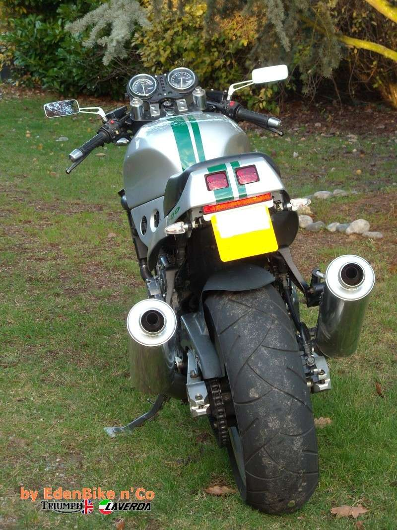 Edenbike n' Co ..... Triumph / Laverda Racer011
