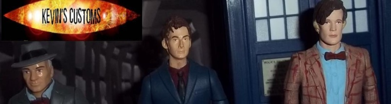 Rare 3.75 inch Dr Who figures for sale at WHONA 10_11_12