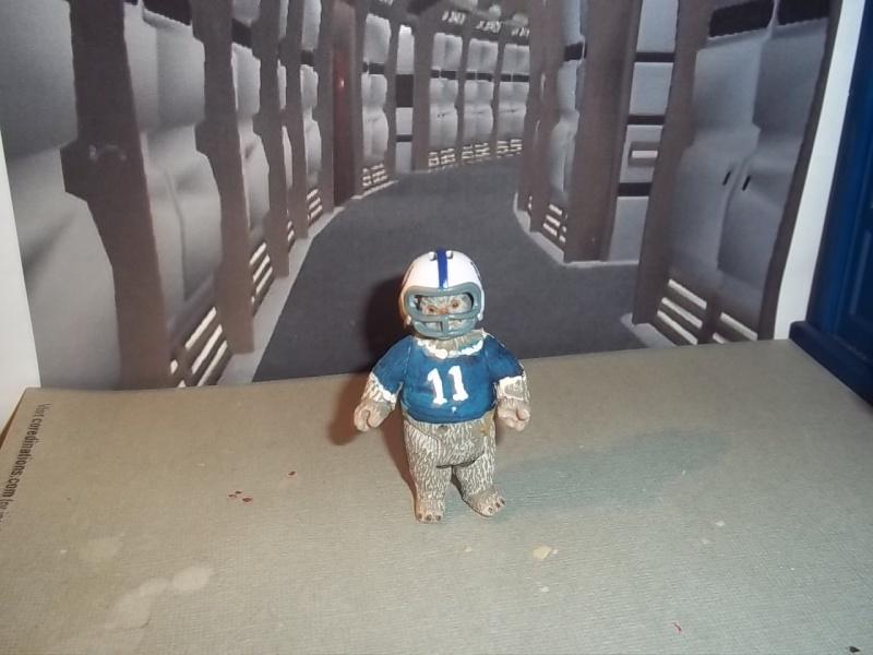 Star Wars American Football Ewok Custom - NFL Indianapolis Colts Nfl_ew10