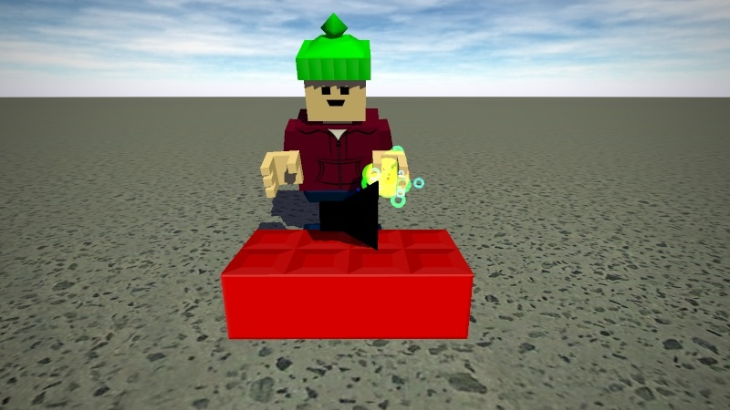 Item_Music - It's like an Ipod, but with more rainbow Blockl12