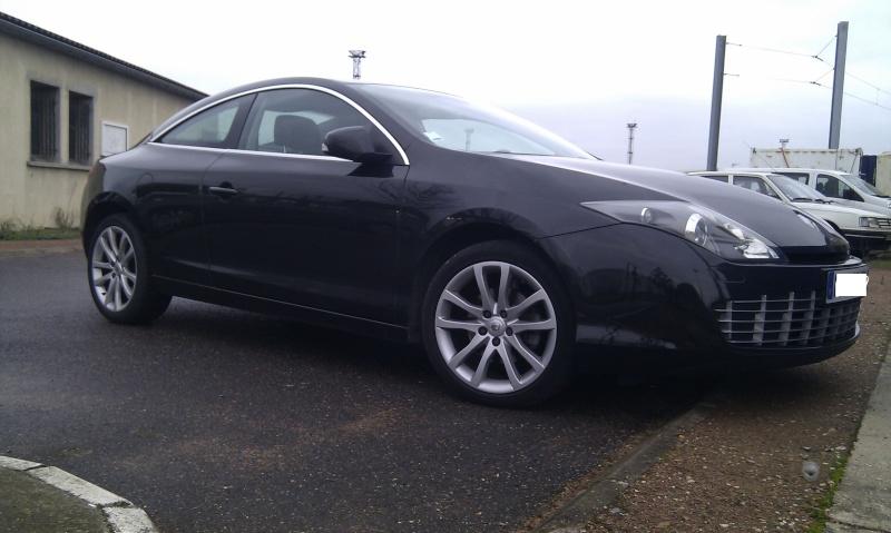 [audison] Laguna III.1 coupé Black édition 2.0 dci 150 113
