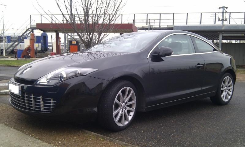 [audison] Laguna III.1 coupé Black édition 2.0 dci 150 411