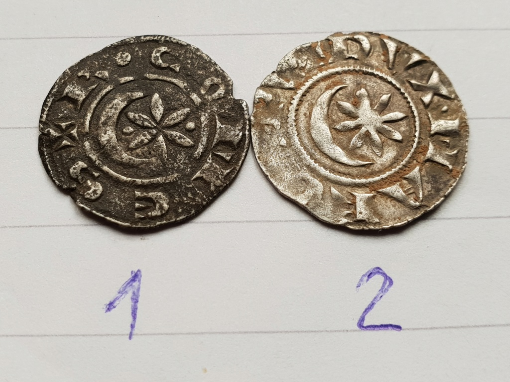 Deniers provenceaux, Raymond VI et Raymond VII ... ? Denier10