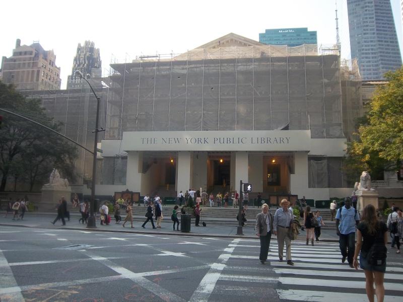 Visitez la New York Public Library ! 100_0915