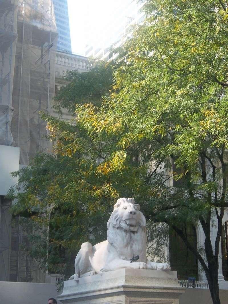 Visitez la New York Public Library ! 100_0916