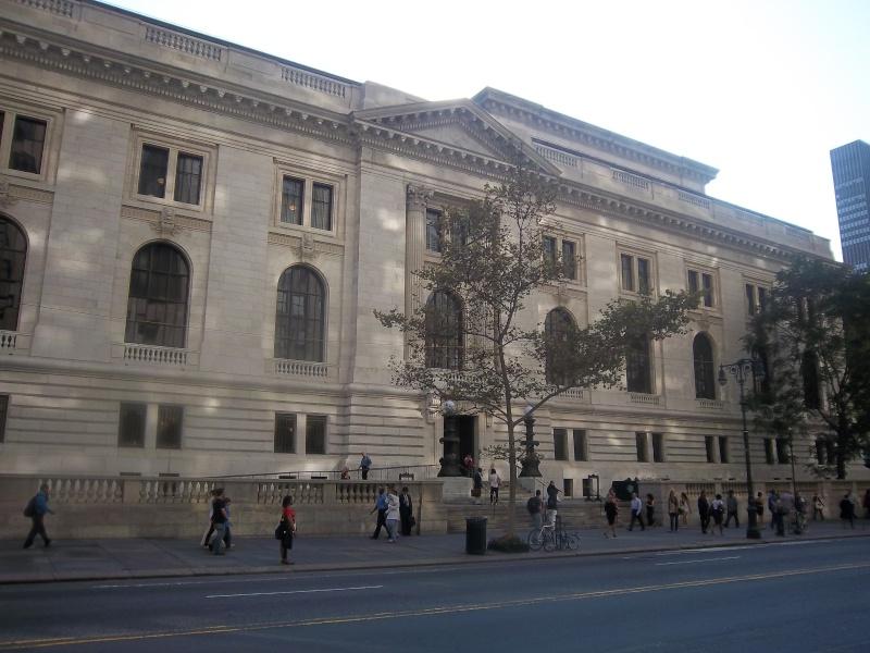 Visitez la New York Public Library ! 100_0917