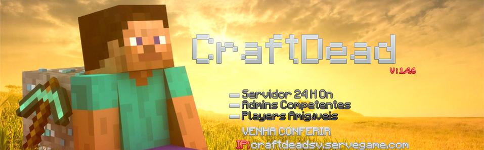 CraftDead - Fórum para jogadores