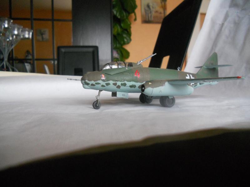messerschmitt P1099B Dscn1723