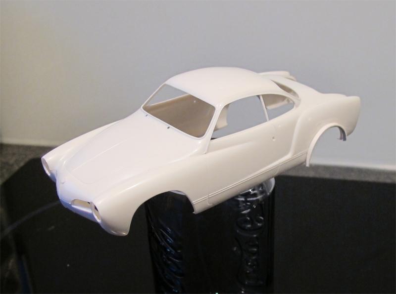 Nostalgic MiniZ bodies - nostalgique carrosserie  - Page 3 Ghia110