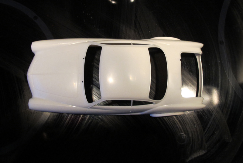 Nostalgic MiniZ bodies - nostalgique carrosserie  - Page 3 Ghia210