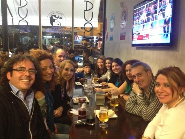 """FOTOS: MINIKEDADAS 2013 """"Conocer Gente en Málaga"""" y """"Foro Psico-Social Málaga"""" A311"""