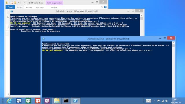 [TUTO] Debloquer votre Microsoft Surface RT - Page 2 Captur12
