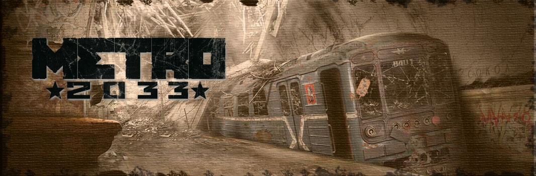 Metro 2033 : Amsterdam