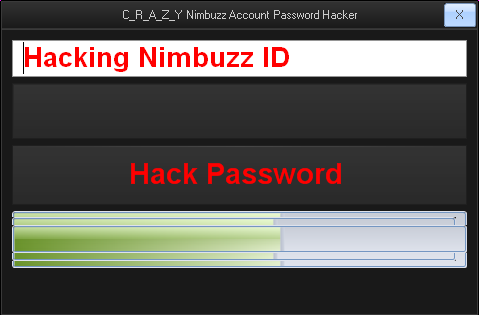 C_R_A_Z_Y Nimbuzz Account Pдssword Hдcker 2013  by C_R_A_Z_Y Hac210