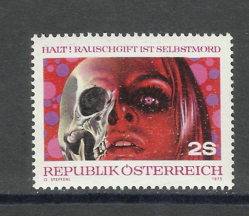 Wertbestimmung Briefmarke aus Österreich 00210