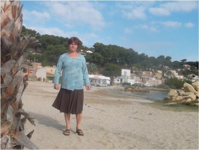 Ester en voyage... Istres10