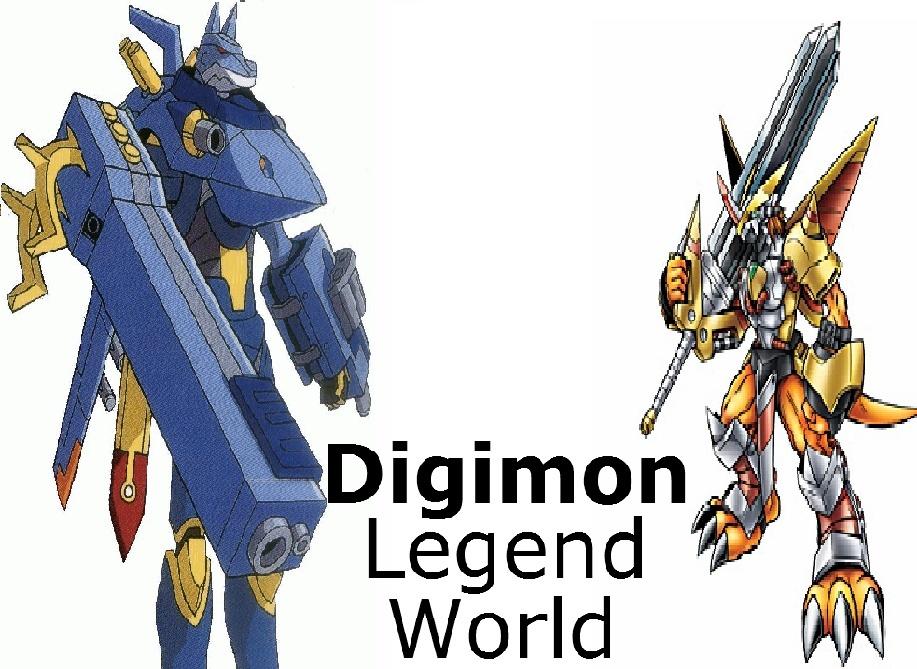 Digimon Legend World
