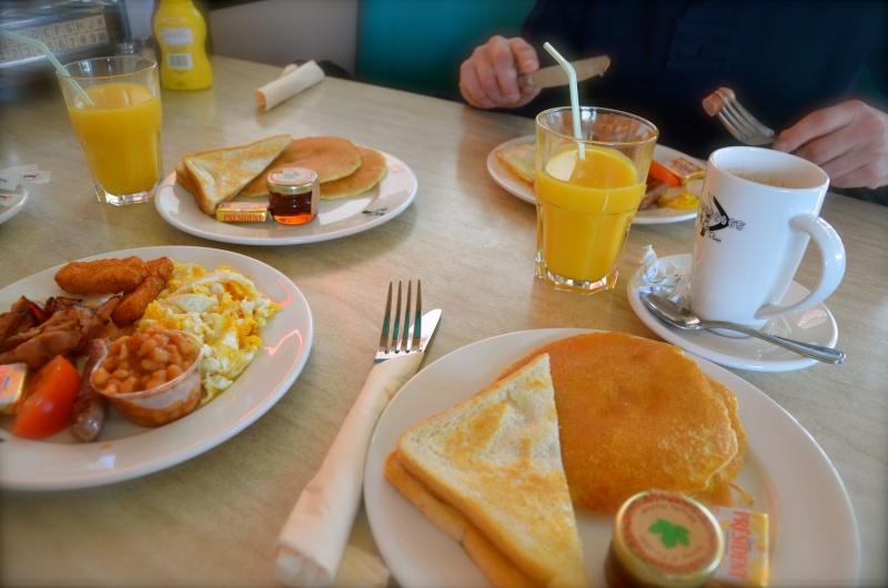 3 jours enchanteurs (et enneigés!) à DLP *Breakfast at Annette's Diner* - Page 2 Dsc_0230