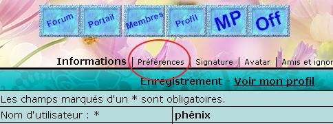 hebergeurs pour diaporamas Profil10