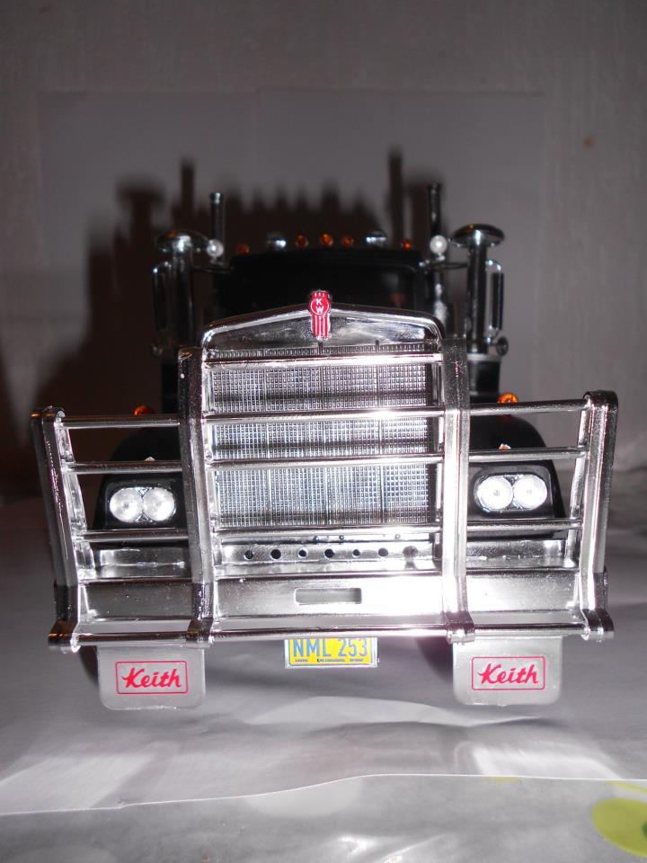 Kenworth Australian Truck, kit revell 1/24 63091_11