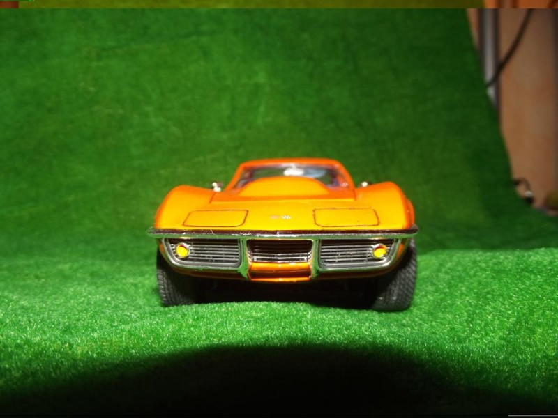 Corvette Stingray par Alex, kit AMT au 1/25 C1210