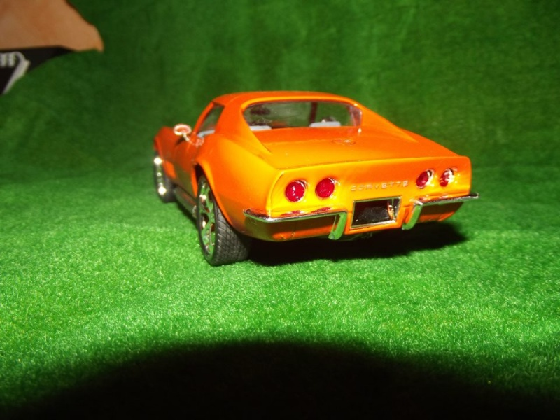 Corvette Stingray par Alex, kit AMT au 1/25 C1410