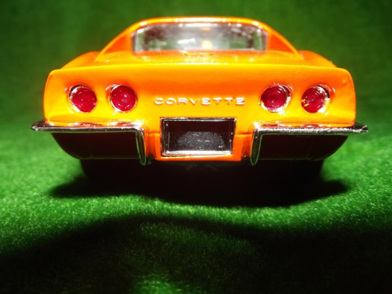 Corvette Stingray par Alex, kit AMT au 1/25 C1510