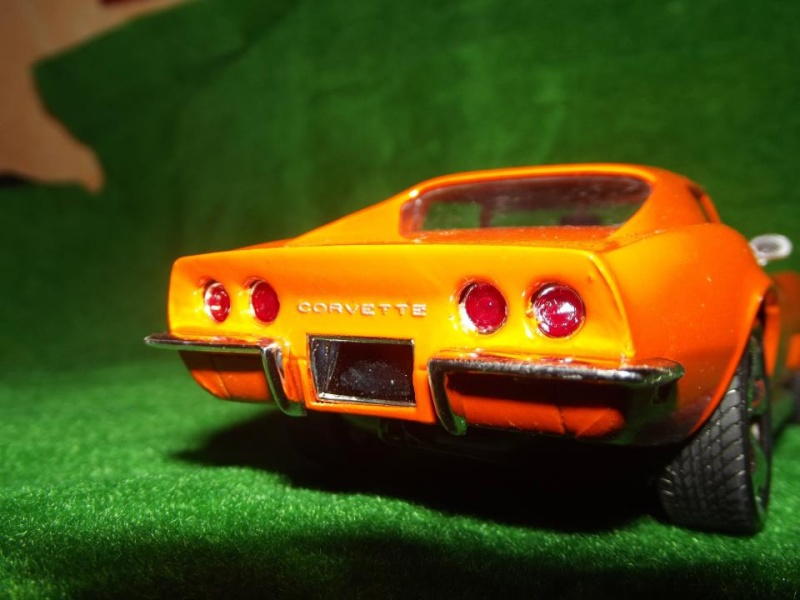 Corvette Stingray par Alex, kit AMT au 1/25 C510