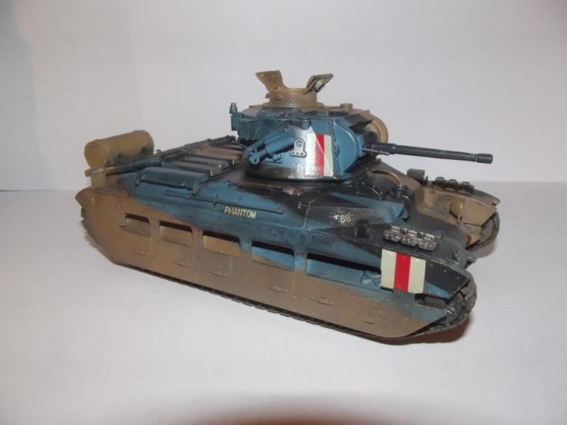 Matilda MK II, kit Tamiya 1/35 par Alex Tank110