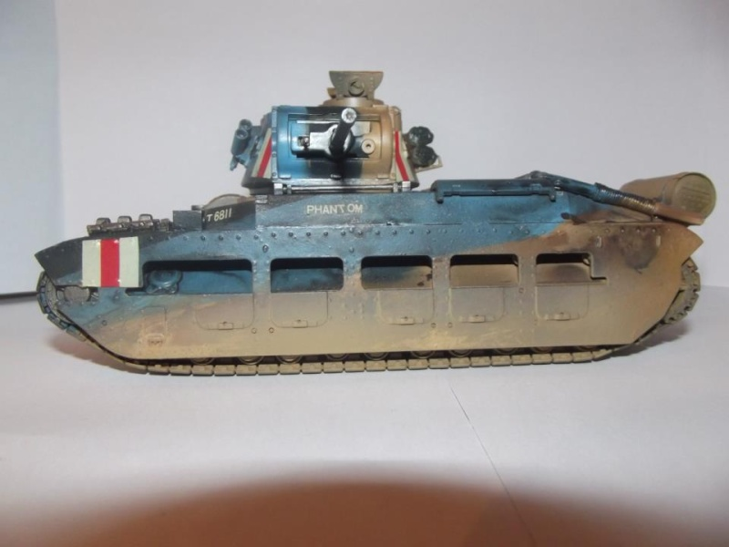 Matilda MK II, kit Tamiya 1/35 par Alex Tank210