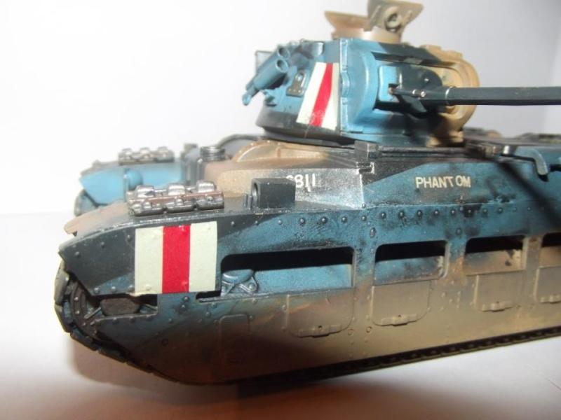 Matilda MK II, kit Tamiya 1/35 par Alex Tank310