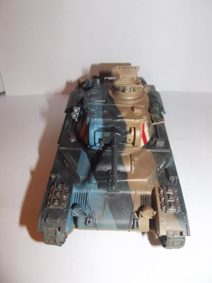 Matilda MK II, kit Tamiya 1/35 par Alex Tank410