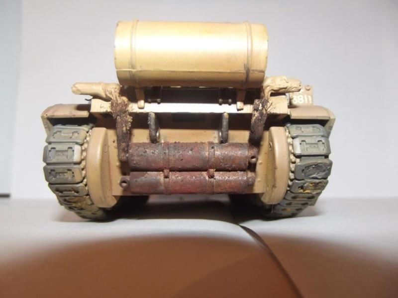 Matilda MK II, kit Tamiya 1/35 par Alex Tank510