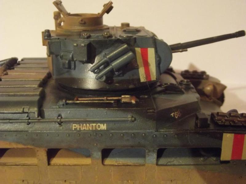 Matilda MK II, kit Tamiya 1/35 par Alex Tank610