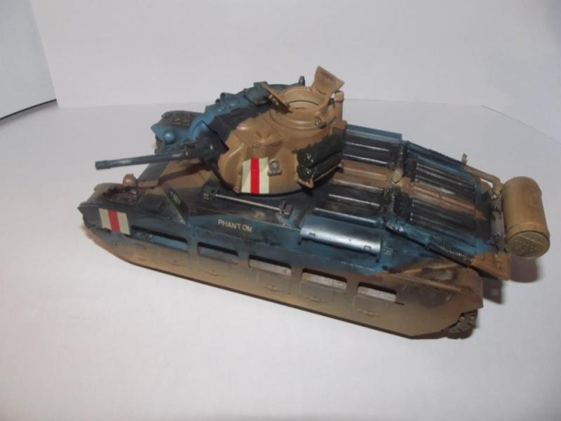 Matilda MK II, kit Tamiya 1/35 par Alex Tank710