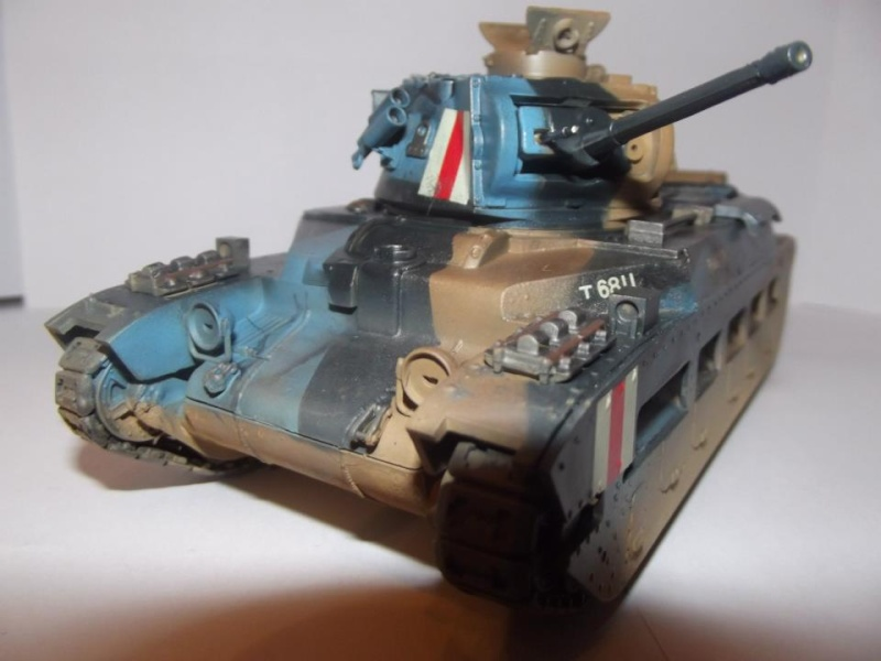Matilda MK II, kit Tamiya 1/35 par Alex Tank810