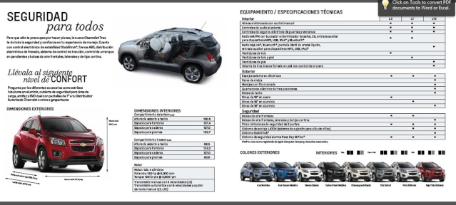 Catalogo de GM Mexico Catalo13