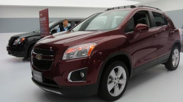 Salón de Detroit: Chevrolet confirmó la Trax para la Argentina Img_7213