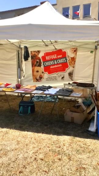 Stand pour le Canicross MERVENTAISE le Samedi  15 et 16 Septembre Dsc_0211