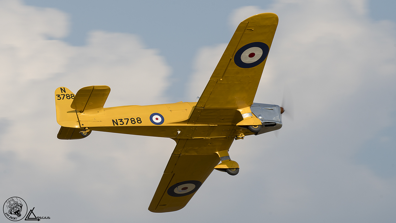 Old Warden - The Shuttleworth Collection 1280-e18