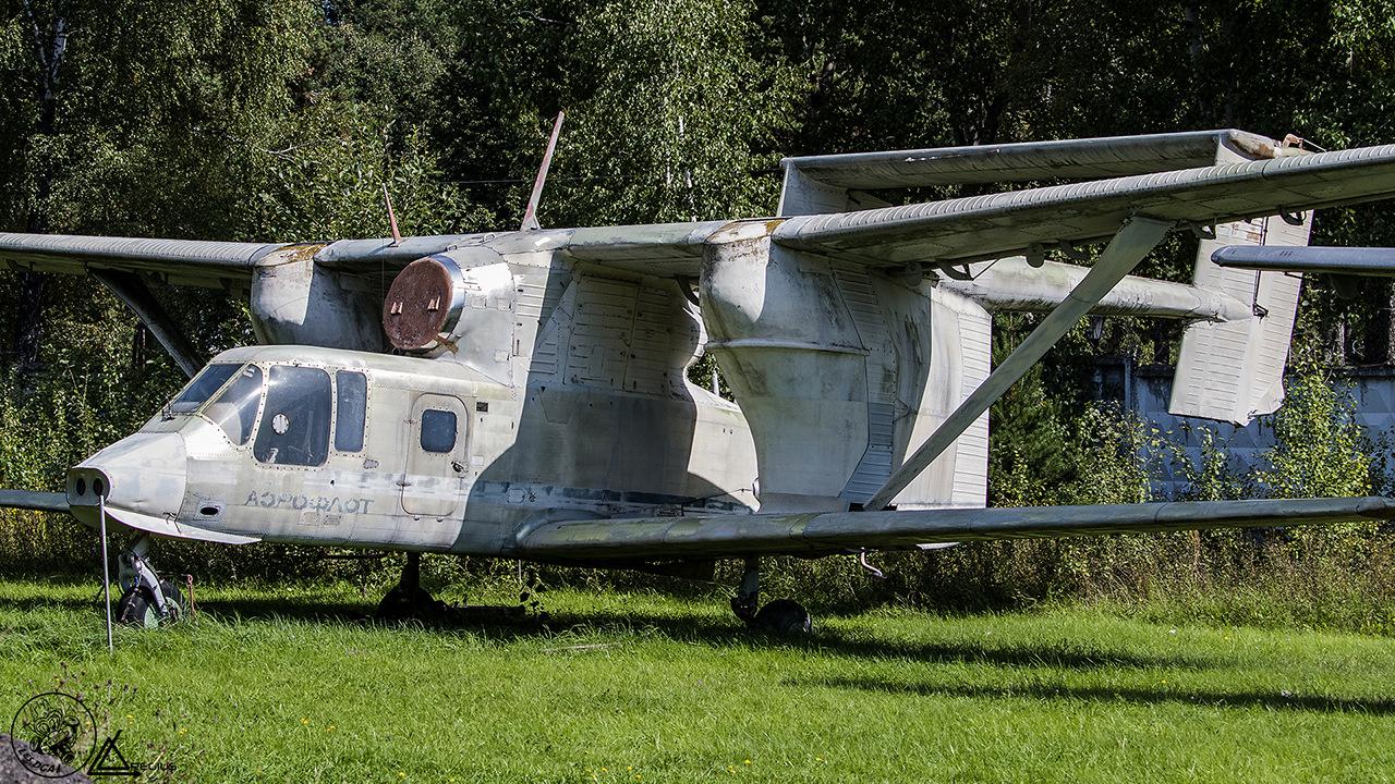 MONINO - Musée central des forces aériennes de la Fédération de Russie - Page 4 Moni-228