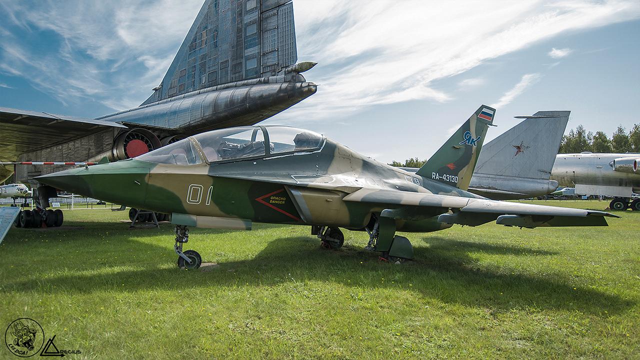 MONINO - Musée central des forces aériennes de la Fédération de Russie - Page 4 Moni-229